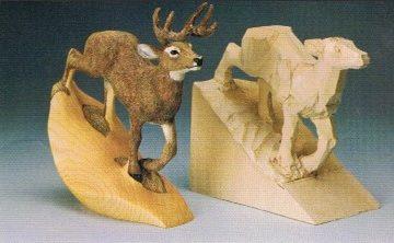 Hand Carve a Majestic Buck
