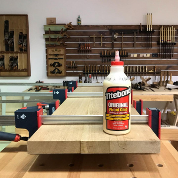 Gluing up Wood